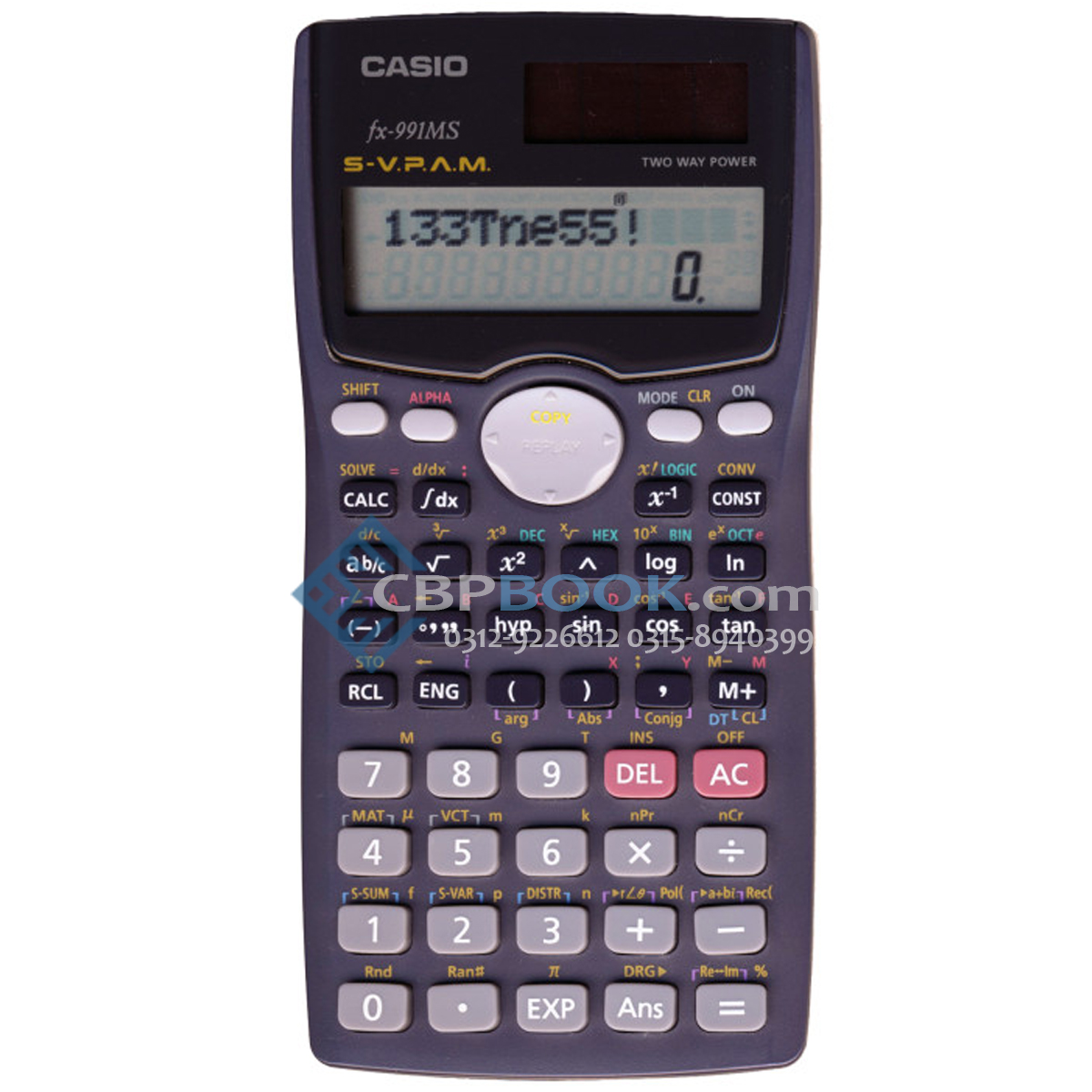 casio scientific calculator fx-991ms original