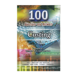 100 questions and answers costing by chart foulks lynch