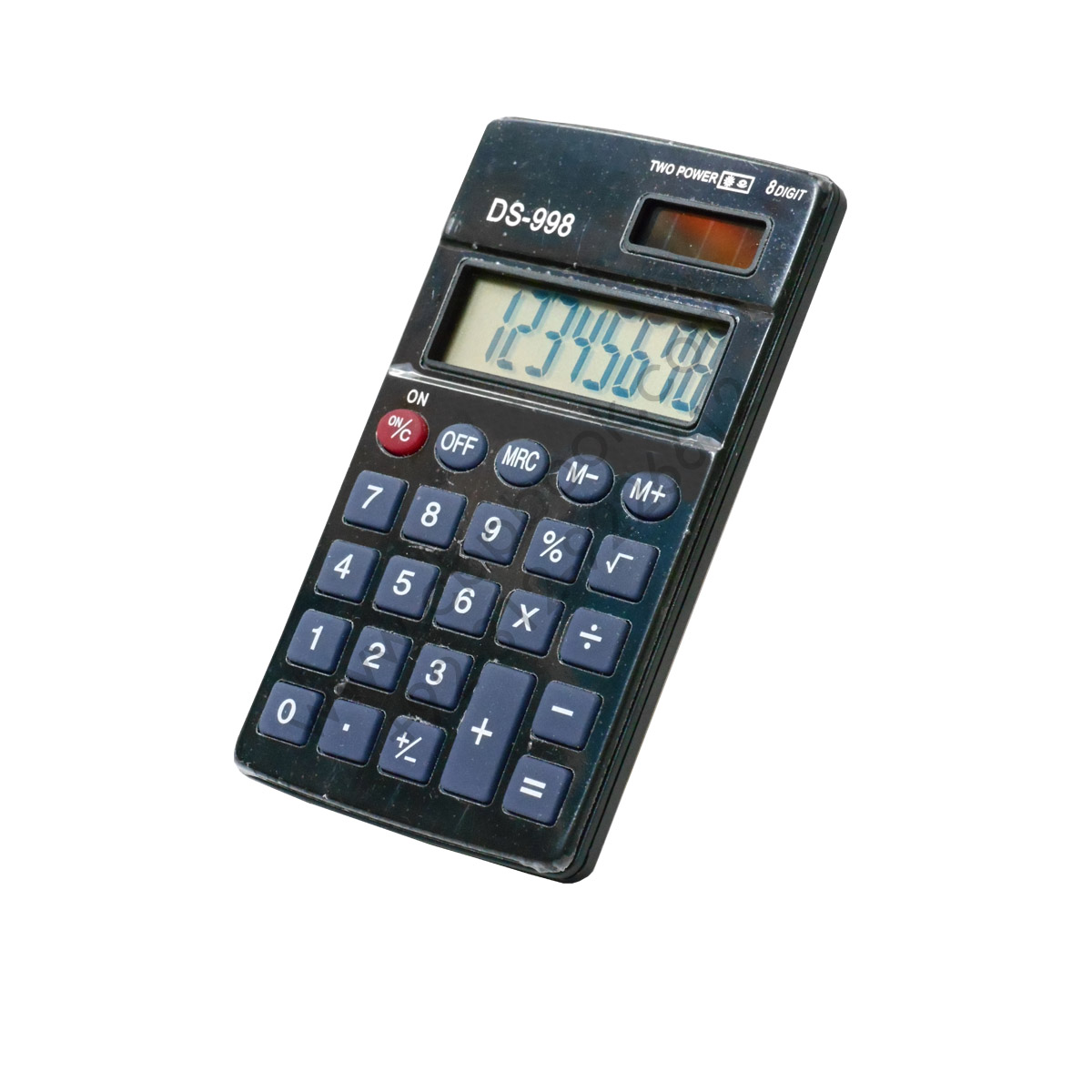 8 digit electronic calculator ds-998