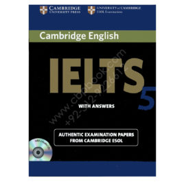 cambridge english ielts 5 book with answers and 2 audio cds