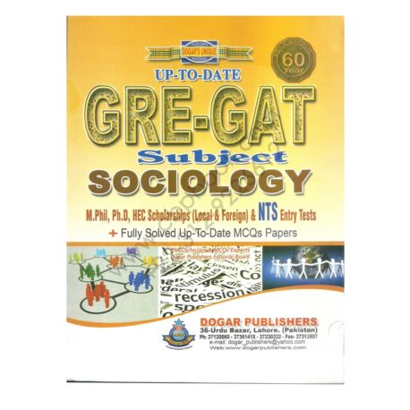 dogars unique gre gat subject sociology dogar publisher