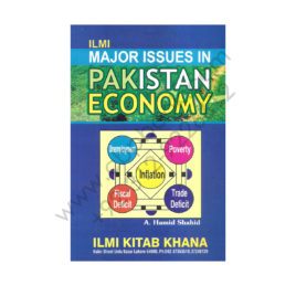 major issues in pakistan economy for ma 1 by a hamid shahid