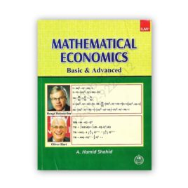 mathematical economics basic & advanced by a hamid shahid - ilmi