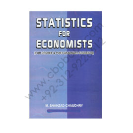 statistics for economists for ma 1 by m shahzad chaudhry