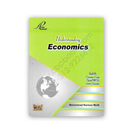 a2 level econimcs textbook and topical mcqs by kamran malik - read & write