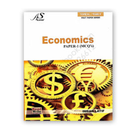as level economics topical yearly p1 mcqs by imran latif - read & write