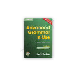 Cambridge Advanced Grammar In Use with Ansers 3rd Edition By Martin Hewings