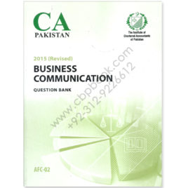 ca afc 2 business comunication question bank 2015 icap