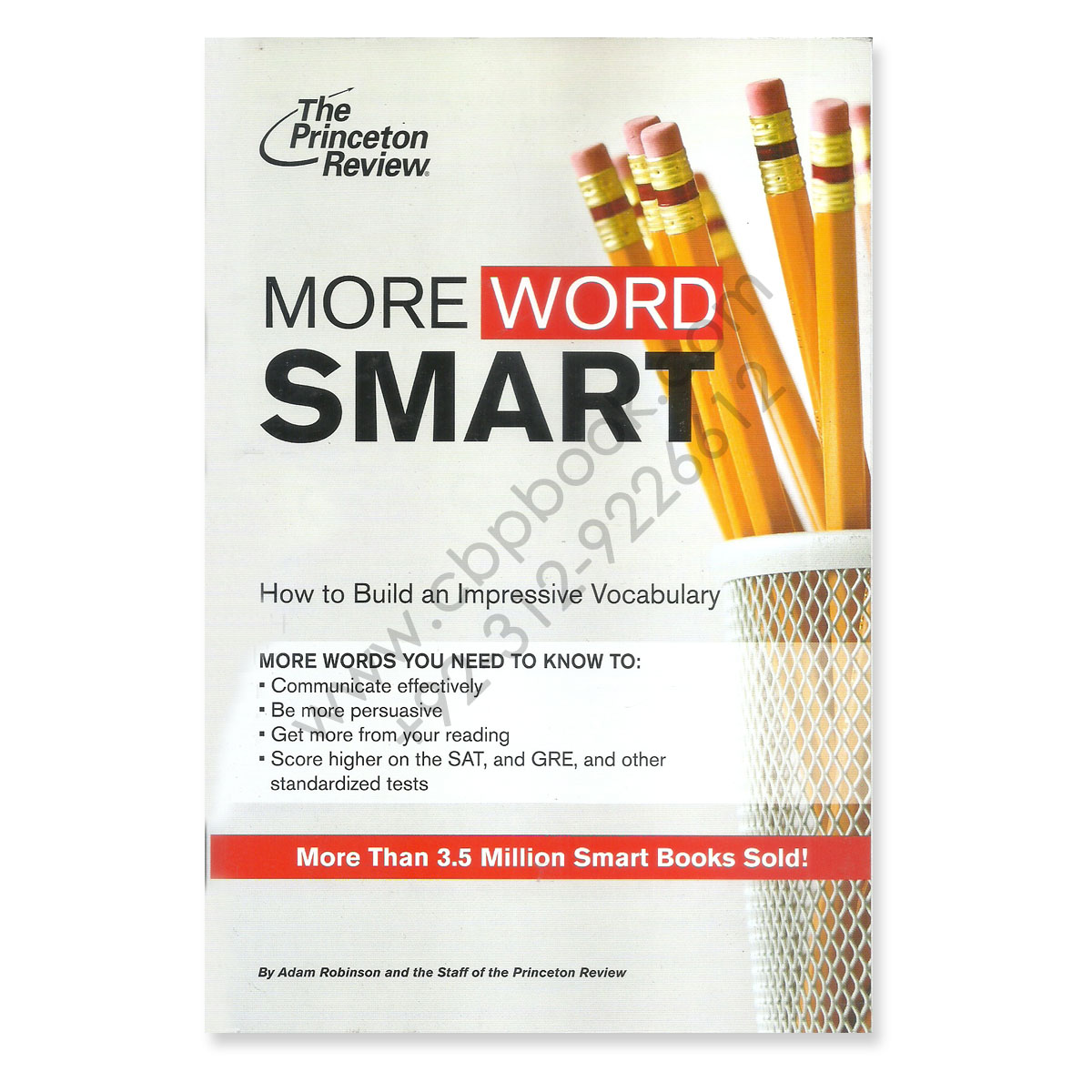 the princeton review more word smart by adam robinson