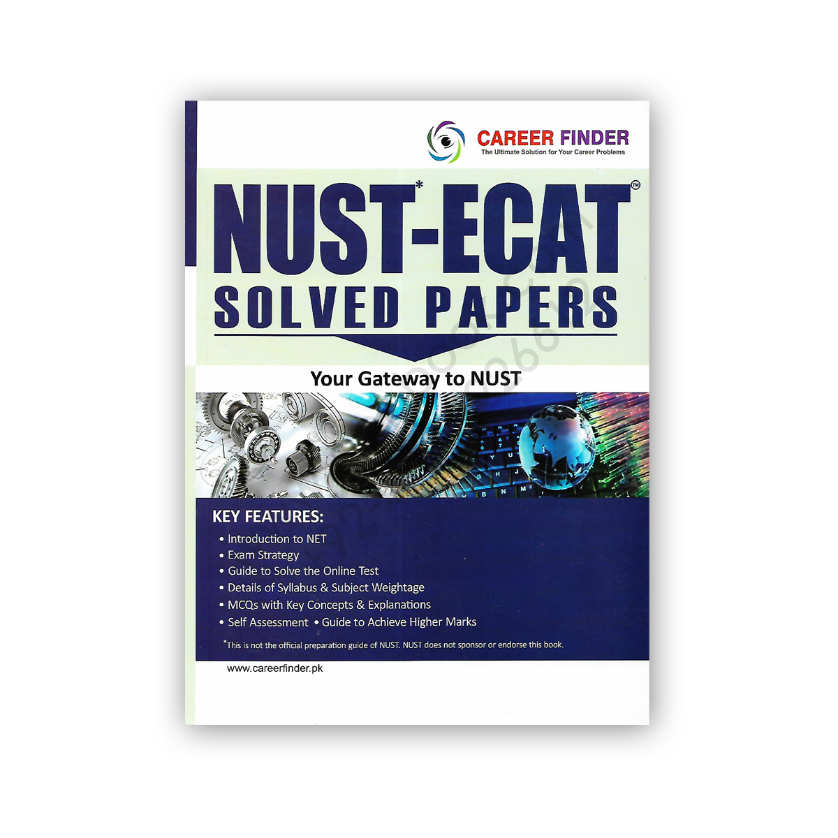 Career Finder NUST ECAT Solved Papers Your Gateway To NUST