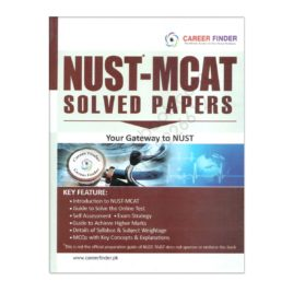 career finder nust mcat solved papers your gateway to nust