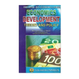 economics development theory and policy by m asif malik