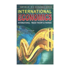 international economics international trade theory & finance