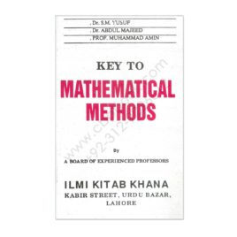key to mathematical methods by board of experienced professors