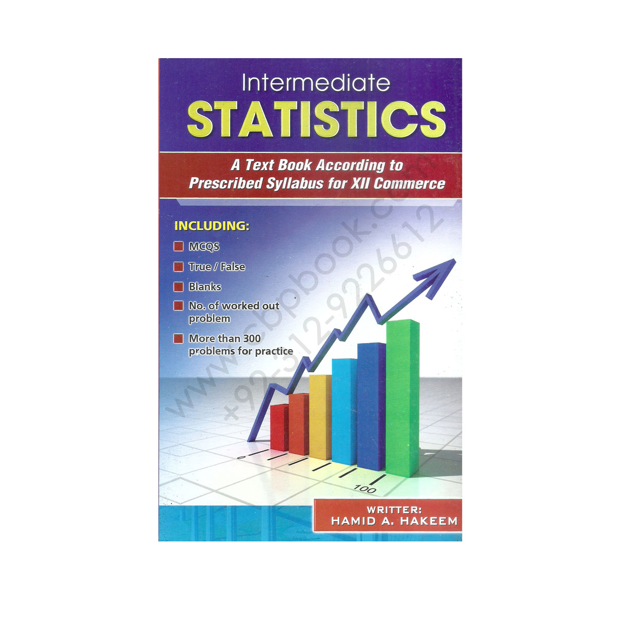 Intermediate Statistics Text Book For 2nd Year By Hamid A Hakeem