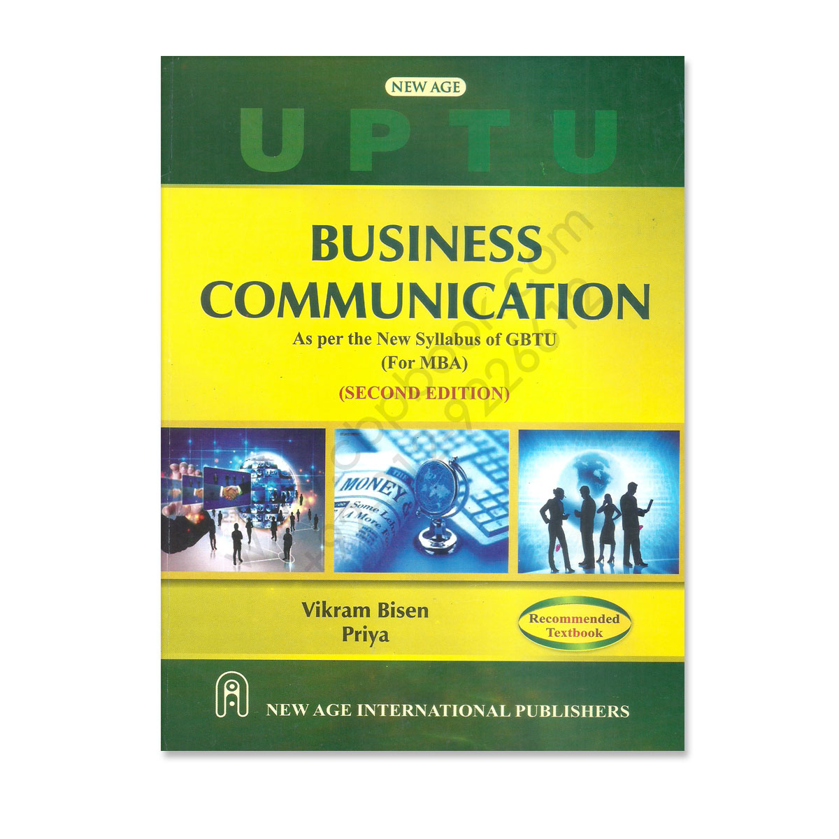 business commnication for mba 2nd edition by vikram bisen priya