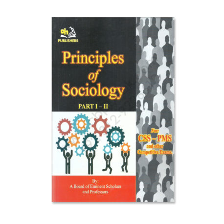 principles of sociology part 1 & 2 for css pms ah publisher