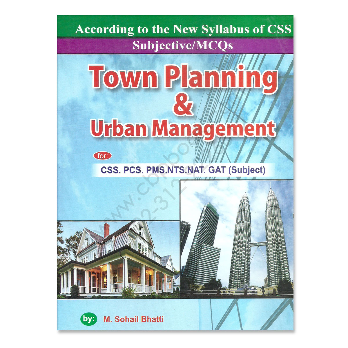 town planning and urban management by m sohail bhatti