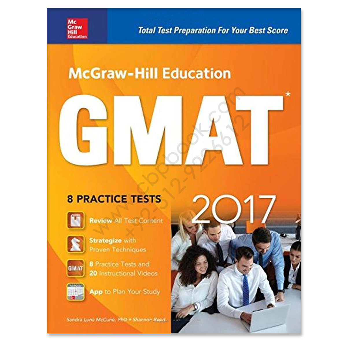 mcgraw hill education gmat 2017 with 8 practice tests