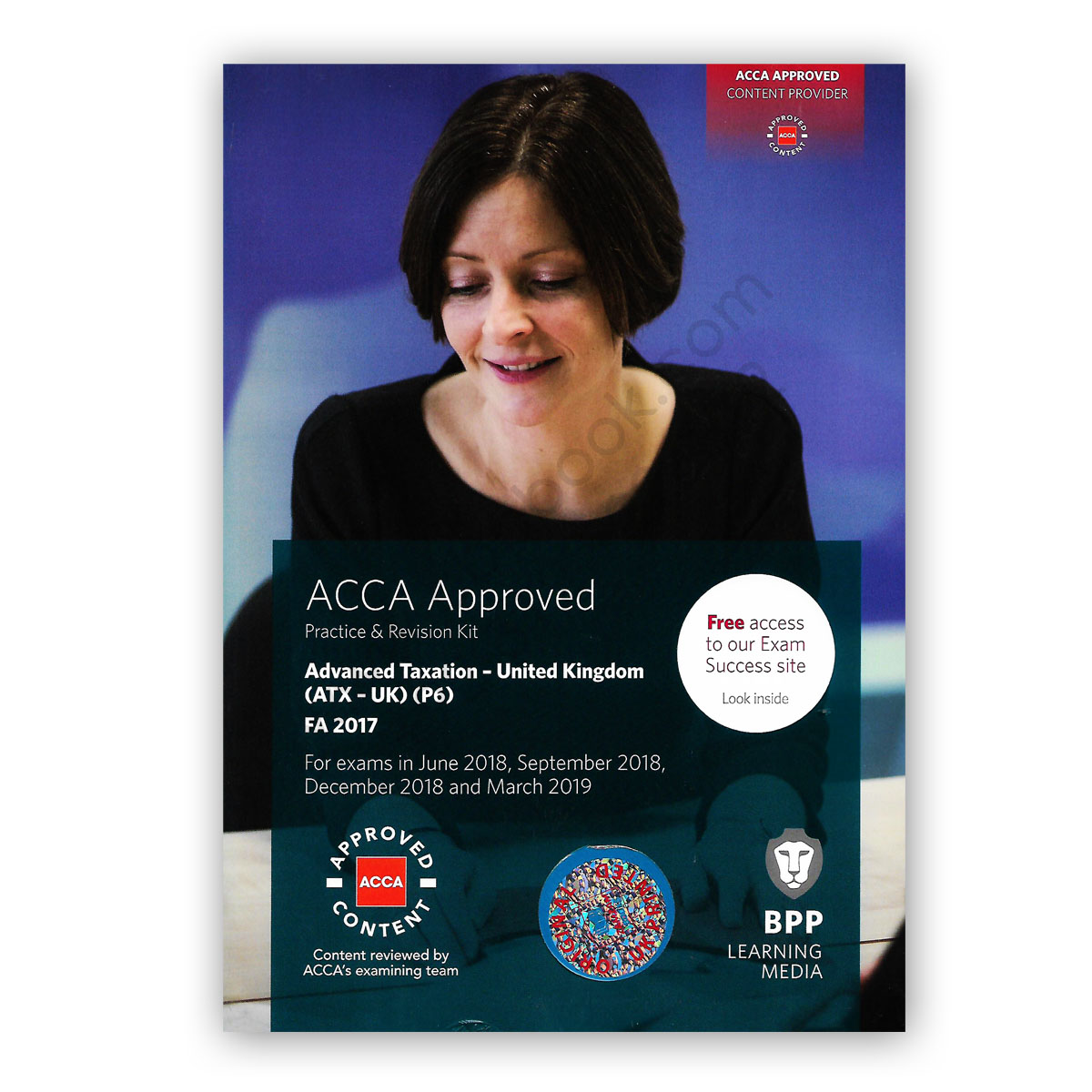 acca paper p6 practice & revision kit 2018 2019 bpp