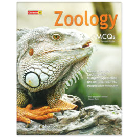 caravan zoology mcqs for lectueship & subjct specialist by prof maqbool ahmad