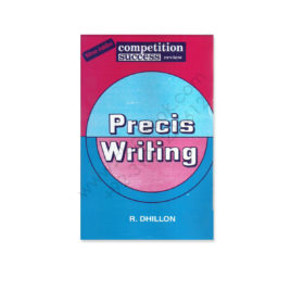 competition success review precis writing r dhillon