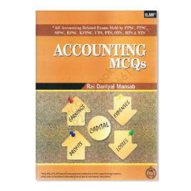 accountiang mcqs by rai daniyal mansab ilmi kitab khana for css