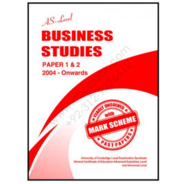 as level business studies p1-2 yearly unsolved past papers from 2004 onwards