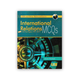international relations mcqs for css by aamer shahzad - hsm