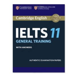 cambridge english ielts 11 book with answers general training