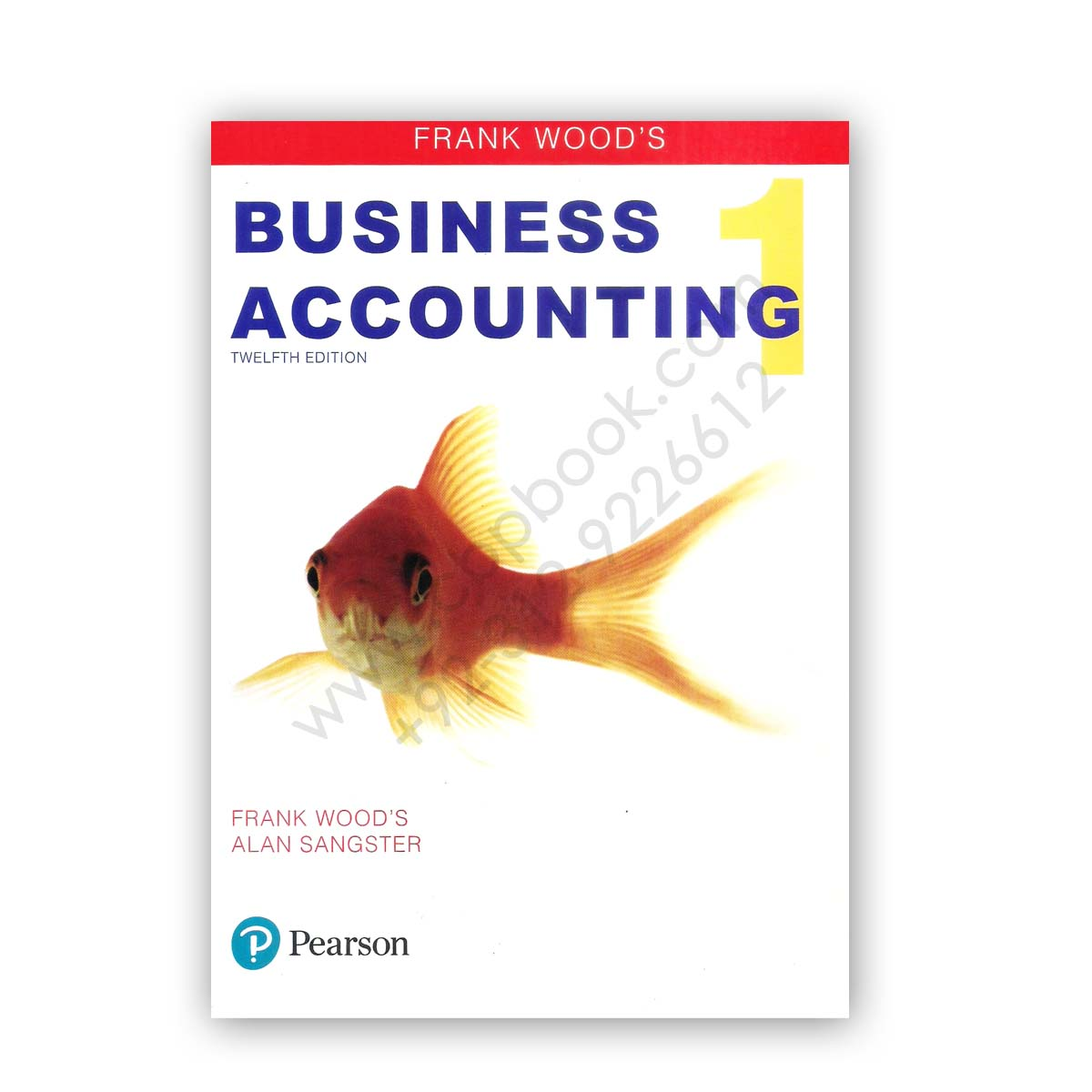 business accounting 1 12th edition frank woods - pearson