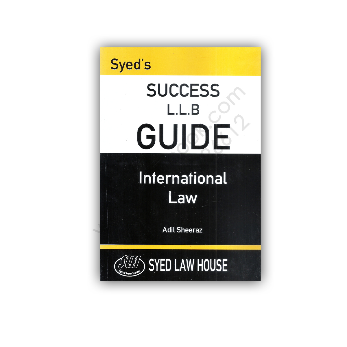 success llb guide international law adil sheeraz - syed law house
