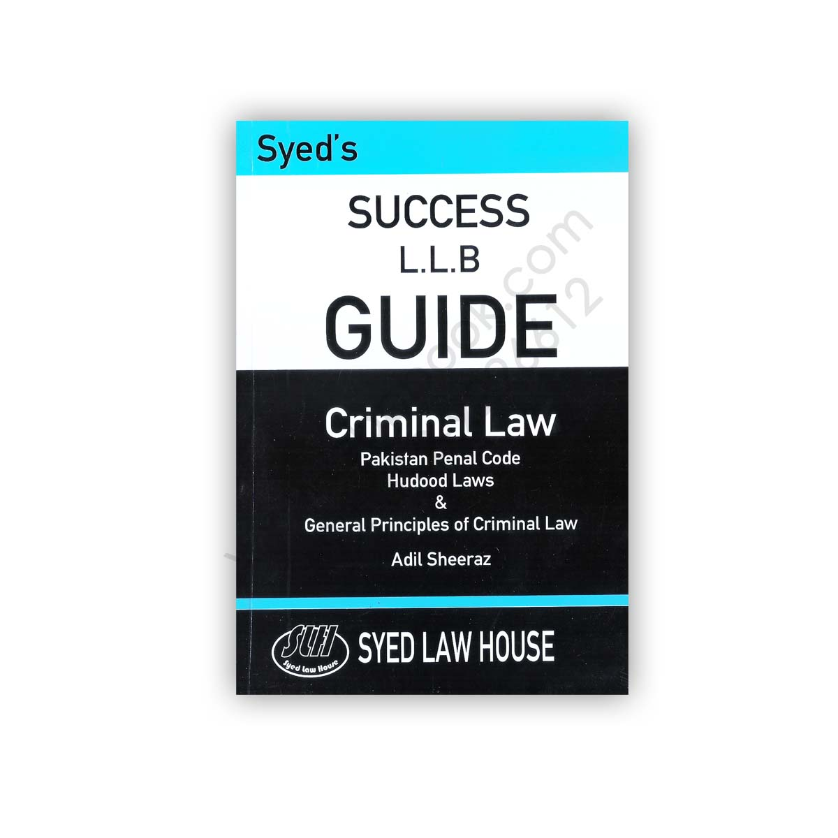 syeds success llb guide criminal law adil sheeraz