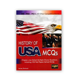 History Of USA MCQs For CSS PMS PCS By Aamer Shahzad - HSM