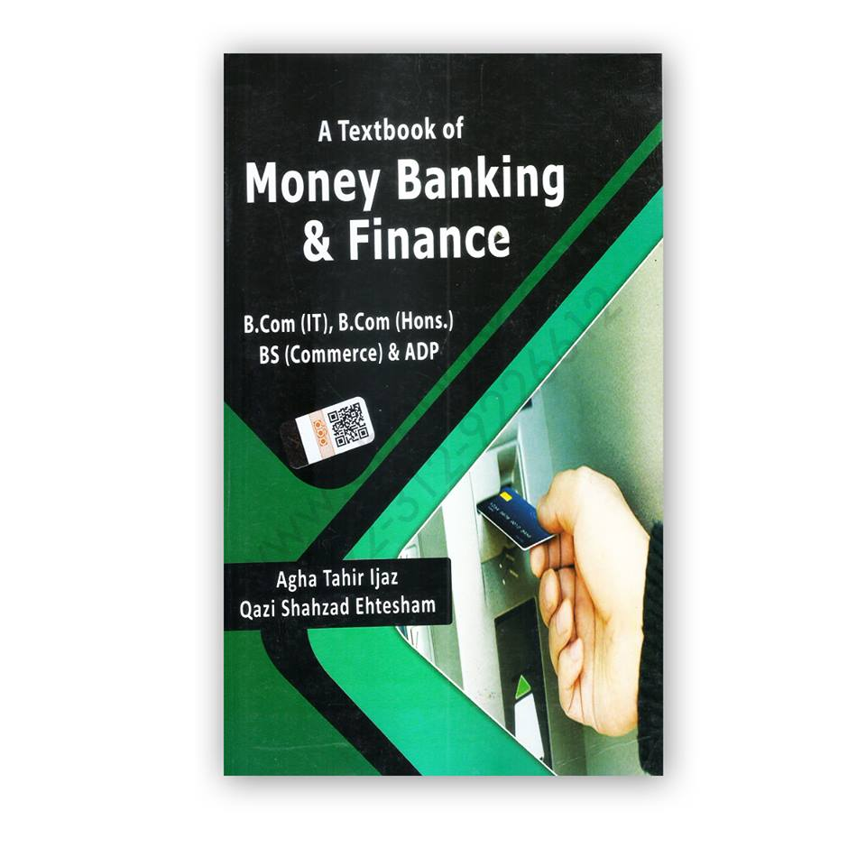 Money Banking And Finance By Bsc Publication Pdf