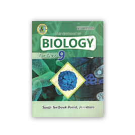 The Textbook of BIOLOGY For Class 9 - Sindh Textbook Board