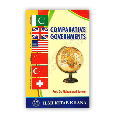 ilmi comparative governments by prof dr muhammad sarwar