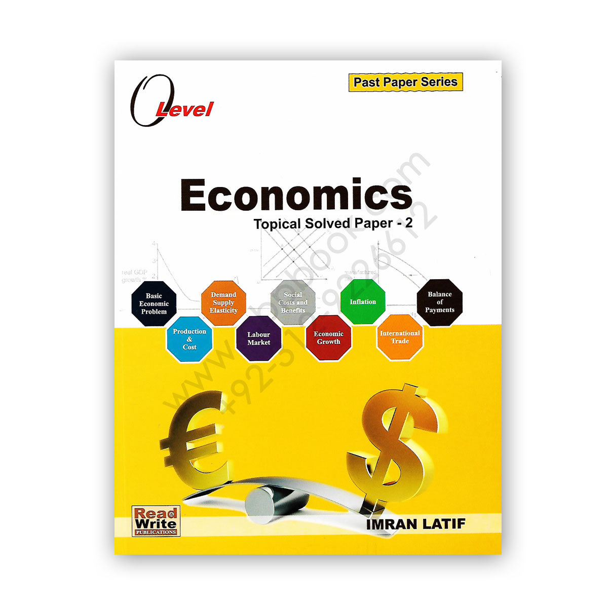 o level economics topical solved p2 by imran latif - read & write