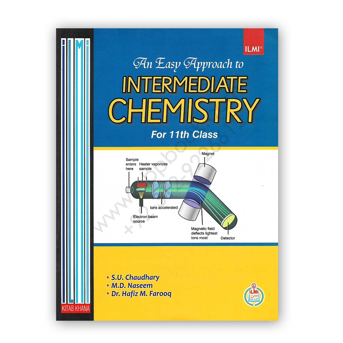 ilmi an easy approach to intermediate chemistry for 11th class