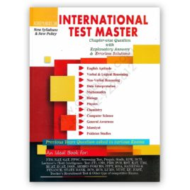 emporium international test master chapter wise questions with answers