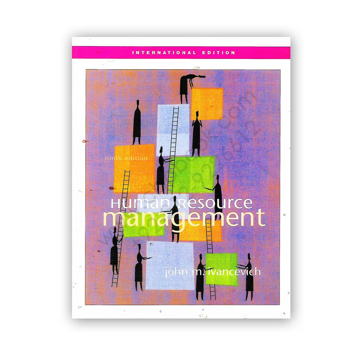 human resource management john m ivancevich 9th edition - mcgraw hill