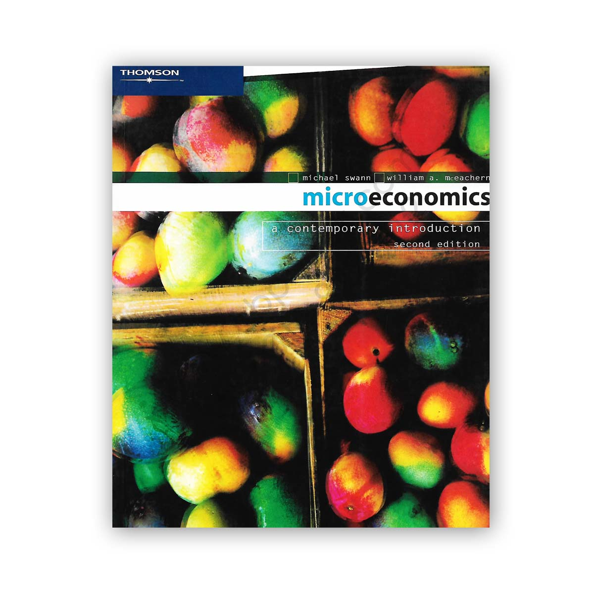 microeconomics a contemporary introduction michael swann second edition - thomson
