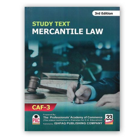 study text mercantile law 3rd edition CAF-3
