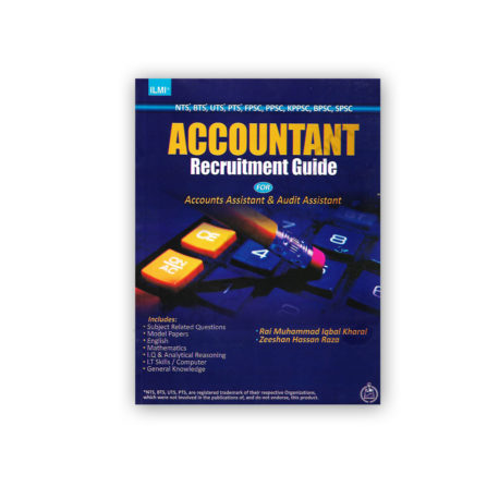 ilmi accountant recruitment guide for account & audit assistant