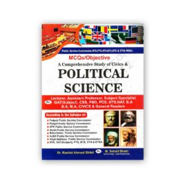 MCQS objective political science by m.sohail bhatti
