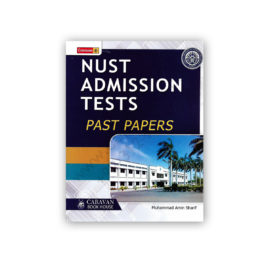 nust admission tests past papers by muhammad amin sharif - caravan