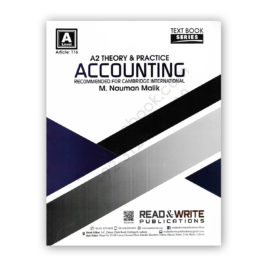 a2l accounting theory by m nauman malik (art#116) - read & write
