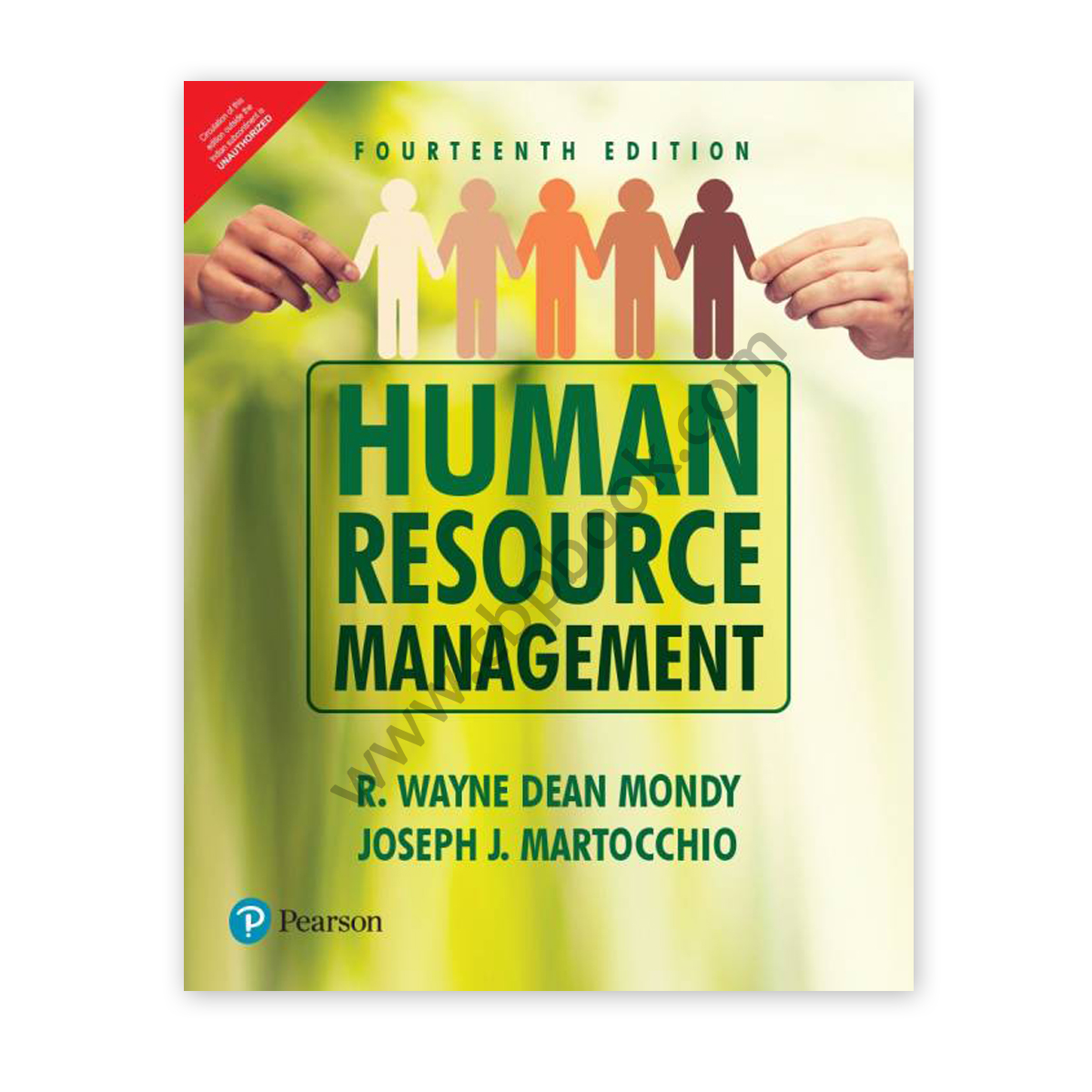 human resource management 14th edition by mondy martocchio - pearson