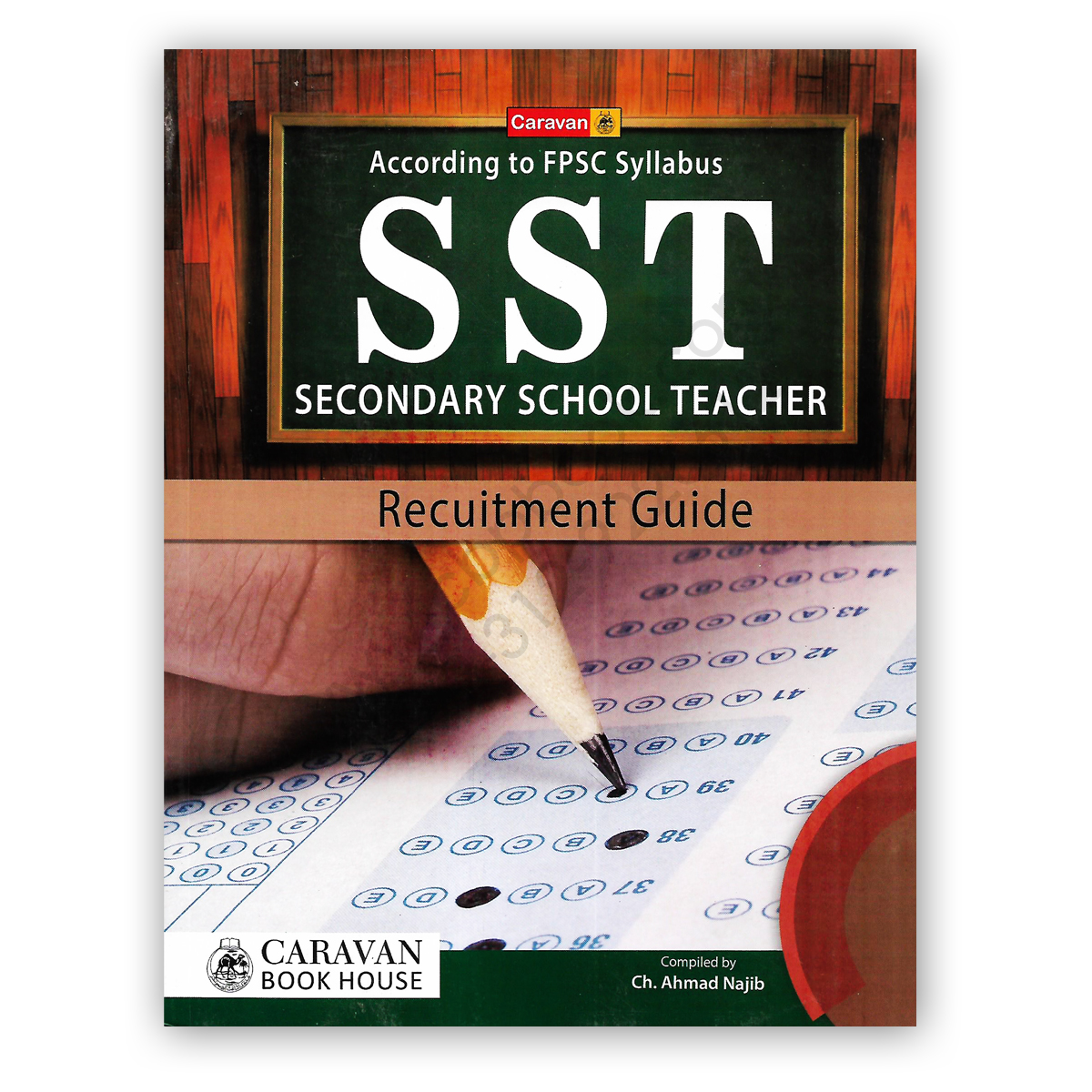 Caravan FPSC Secondary School Teacher SST Guide By Ch Ahmad Najib
