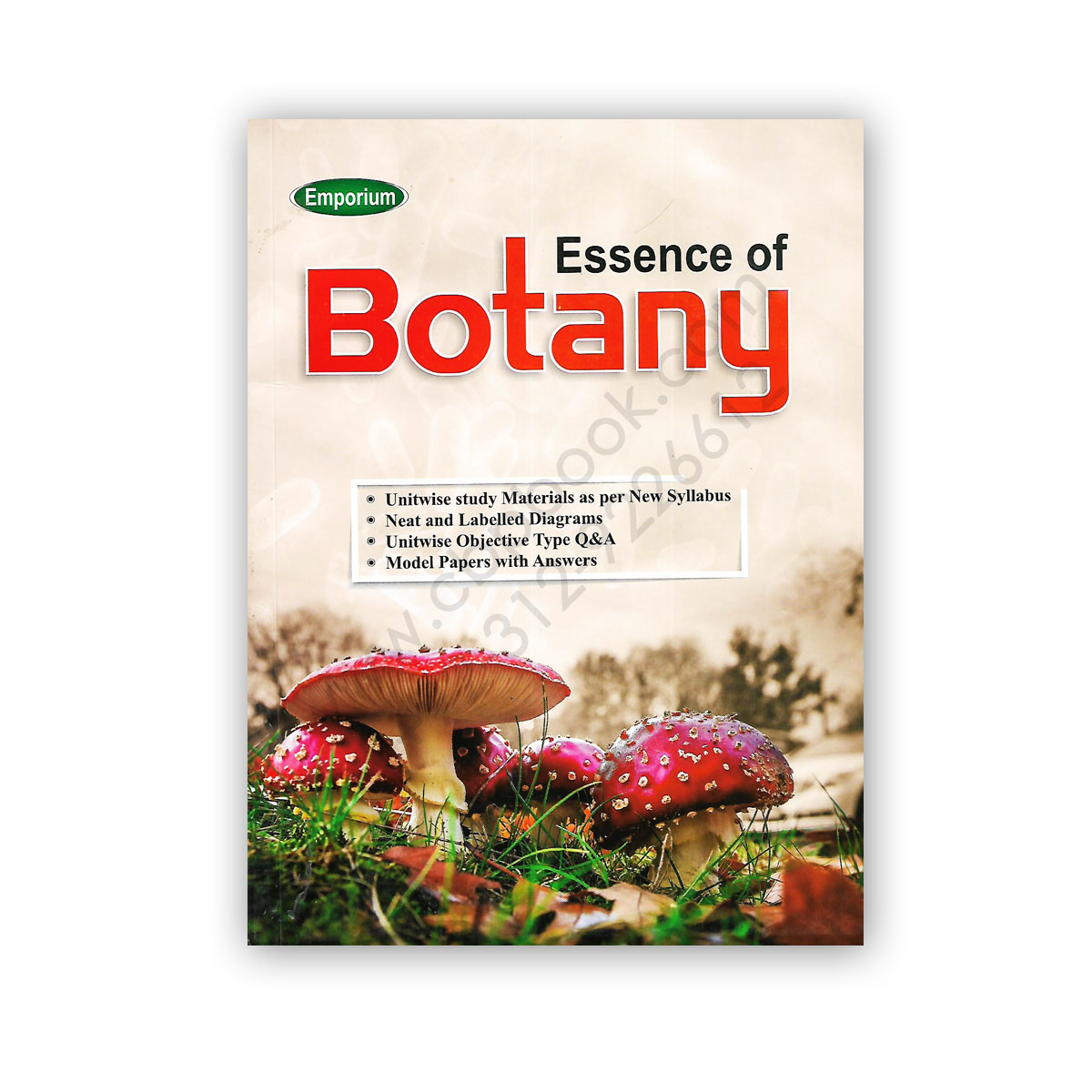 essence of botany by expert panel of emporium publications